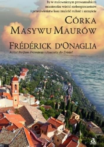 Okładka książki Córka Masywu Maurów