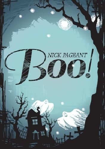 Okładka książki Boo!
