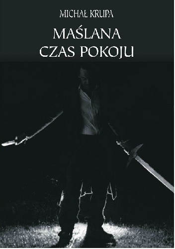 Okładka książki Maślana - Czas pokoju