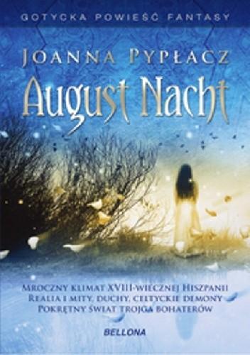 Okładka książki August Nacht