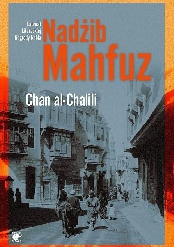 Okładka książki Chan al-Chalili