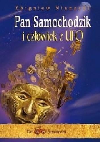 Okładka książki Pan Samochodzik i człowiek z UFO