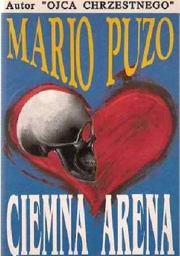 Okładka książki Ciemna arena