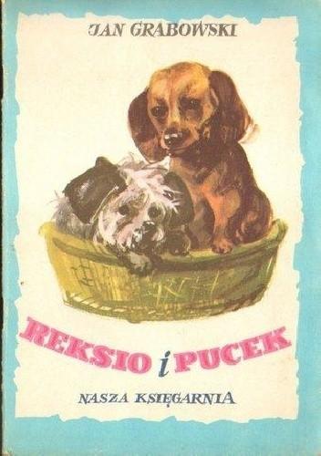 Okładka książki Reksio i Pucek