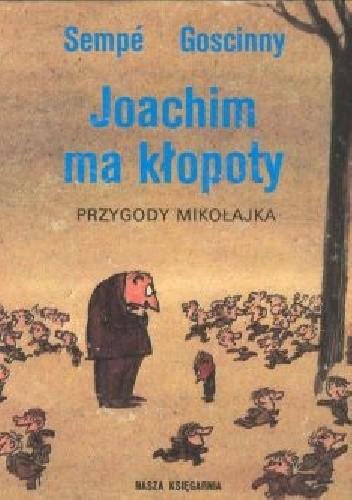 Okładka książki Joachim ma kłopoty