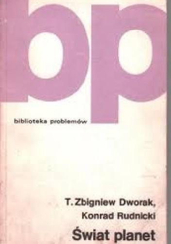 Okładka książki Świat planet
