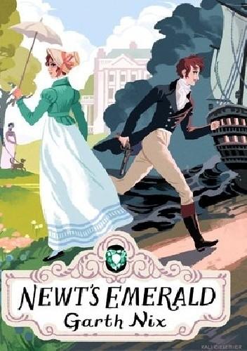 Okładka książki Newt's Emerald