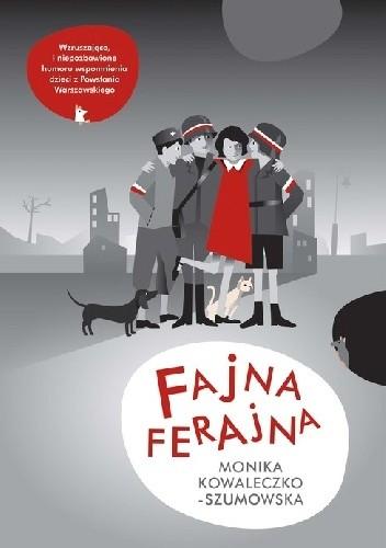 Okładka książki Fajna Ferajna