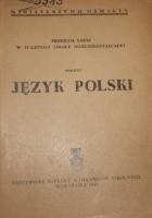 Projekt: język polski