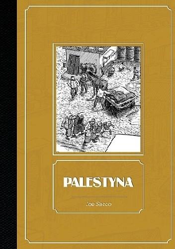 Okładka książki Palestyna