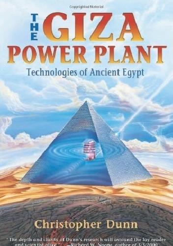 Okładka książki Giza Power Plant