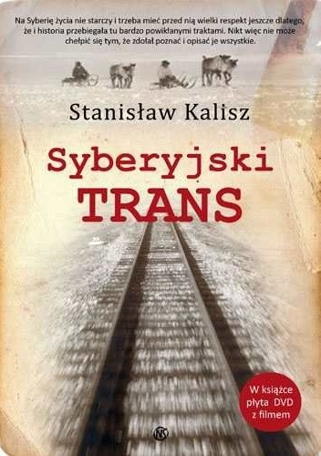 Okładka książki Syberyjski trans