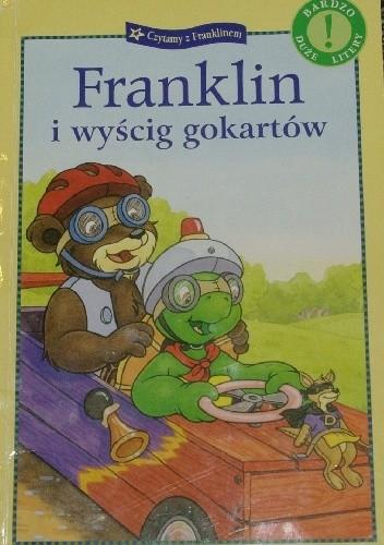 Okładka książki Franklin i wyścig gokartów