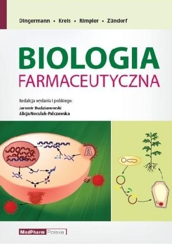 Okładka książki Biologia farmaceutyczna