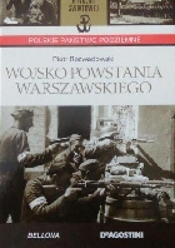 Okładka książki Wojsko Powstania Warszawskiego