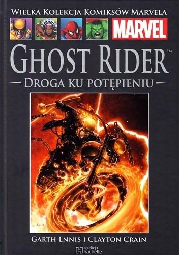 Okładka książki Ghost Rider: Droga ku Potępieniu