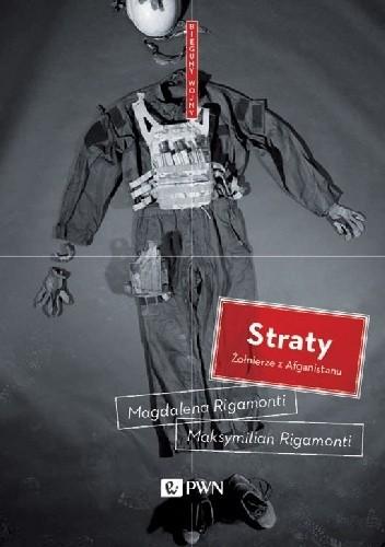 Okładka książki Straty. Żołnierze z Afganistanu