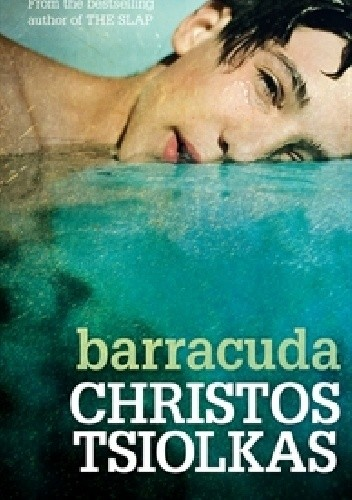 Okładka książki Barracuda