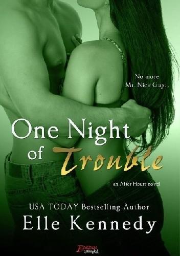 Okładka książki One Night of Trouble