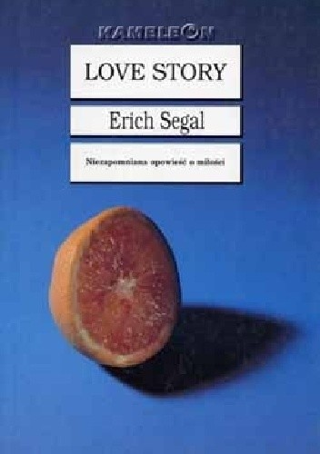 Okładka książki Love Story