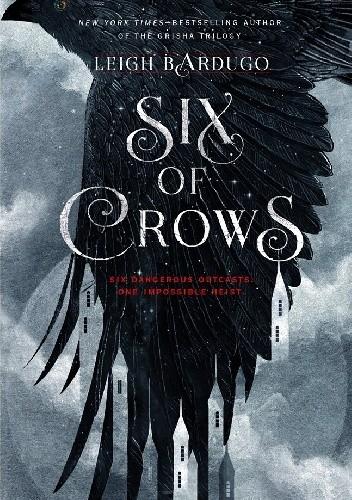 Okładka książki Six of Crows