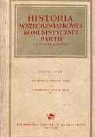Historia Wszechzwiązkowej Komunistycznej Partii (bolszewików). Krótki kurs.