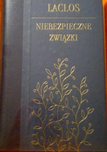 Okładka książki Niebezpieczne związki