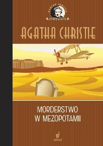 Okładka książki Morderstwo w Mezopotamii