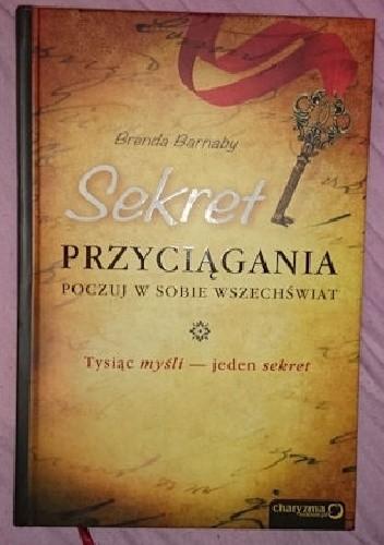 Okładka książki Sekret przyciągania - poczuj w sobie wszechświat