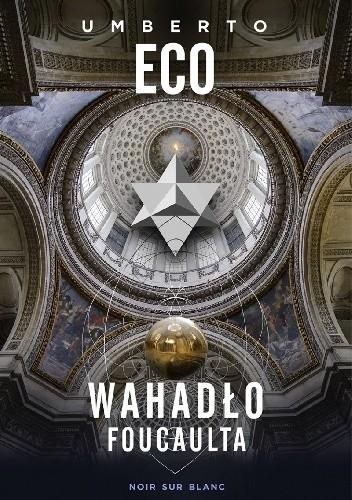 Okładka książki Wahadło Foucaulta
