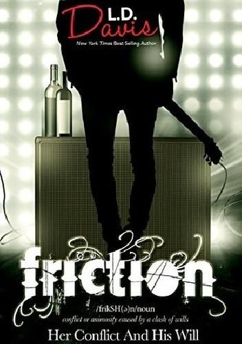 Okładka książki Friction
