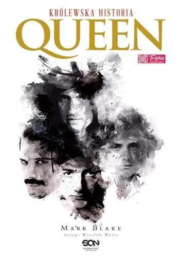 Okładka książki Queen. Królewska historia