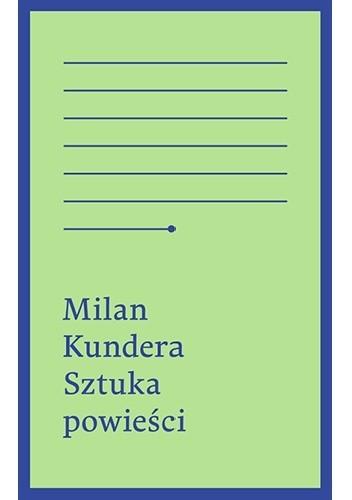 Okładka książki Sztuka powieści