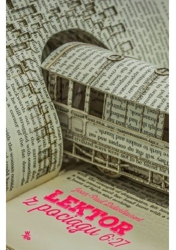 Okładka książki Lektor z pociągu 6:27