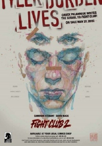 Okładka książki Fight Club 2 # 1 of 10