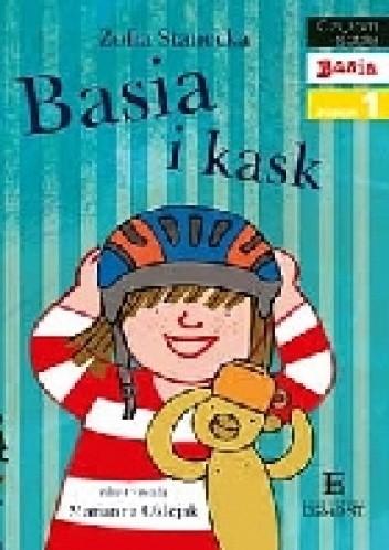 Okładka książki Basia i kask