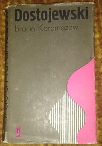 Okładka książki Bracia Karamazow cz. 3 i 4