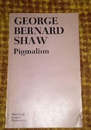 Okładka książki Pigmalion