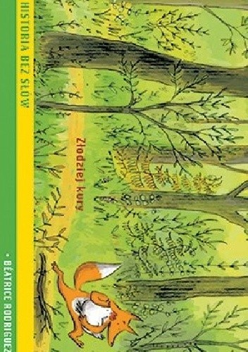 Okładka książki Złodziej kury