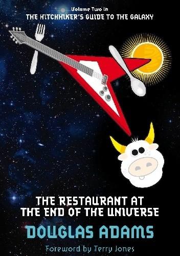 Okładka książki The Restaurant at the End of the Universe