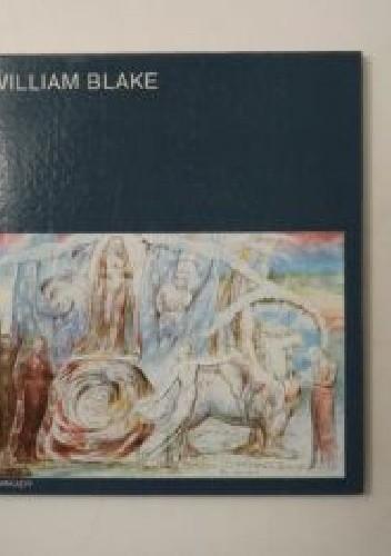 Okładka książki Wiliam Blake