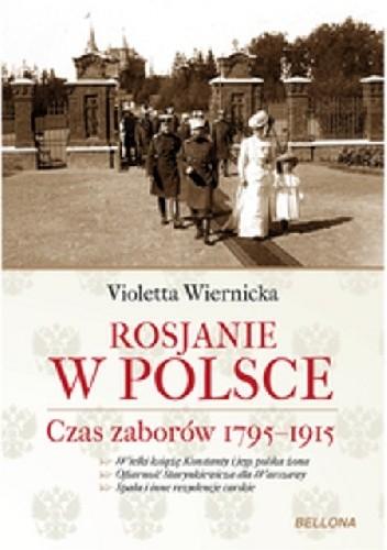 Okładka książki Rosjanie w Polsce