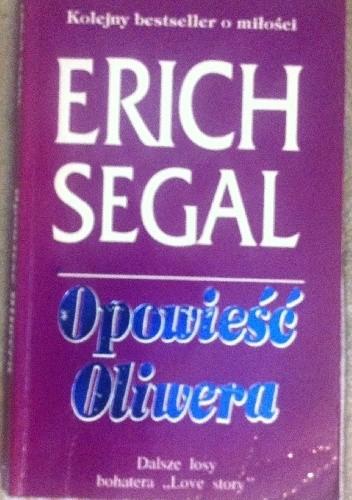 Okładka książki Opowieść Oliwera
