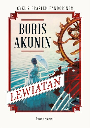 Okładka książki Lewiatan