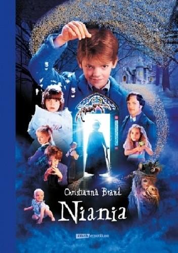 Okładka książki Niania