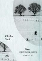 Blues o śnieżnym poranku