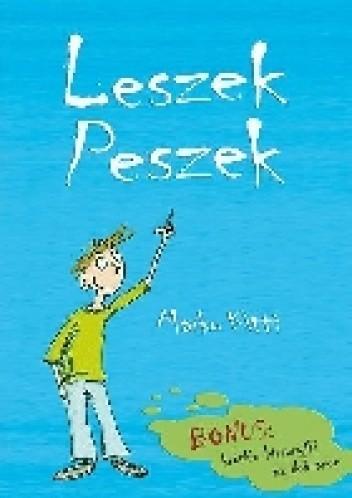 Okładka książki Leszek Peszek