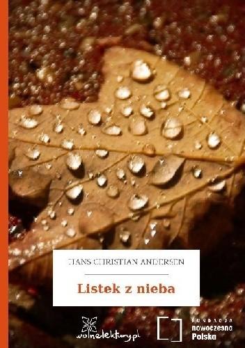 Okładka książki Listek z nieba