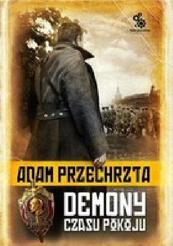 Okładka książki Demony czasu pokoju