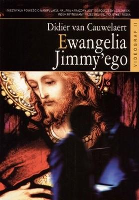 Okładka książki Ewangelia Jimmy'ego